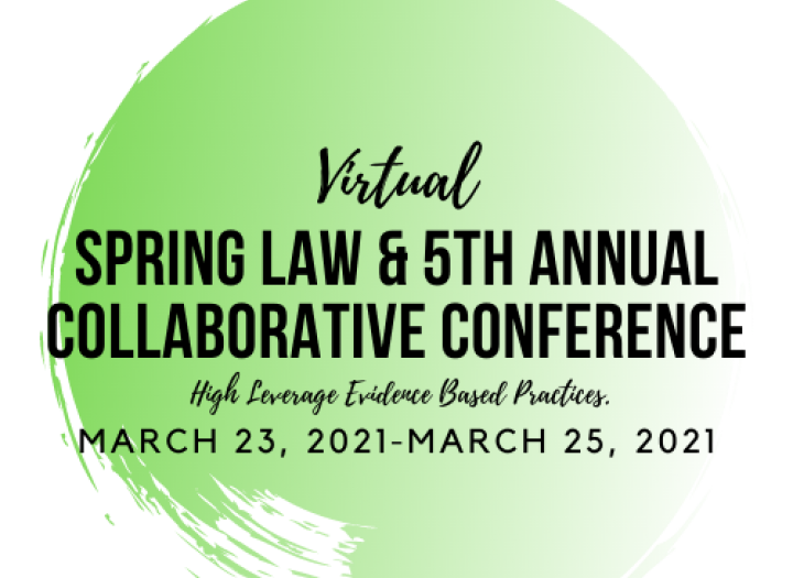 spring law and 5th annual collaborative conference